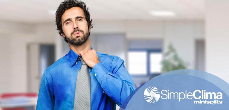 ¿Cómo prevenir el estrés laboral por calor?