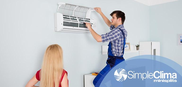 Razones para siempre dar mantenimiento a tu aire acondicionado