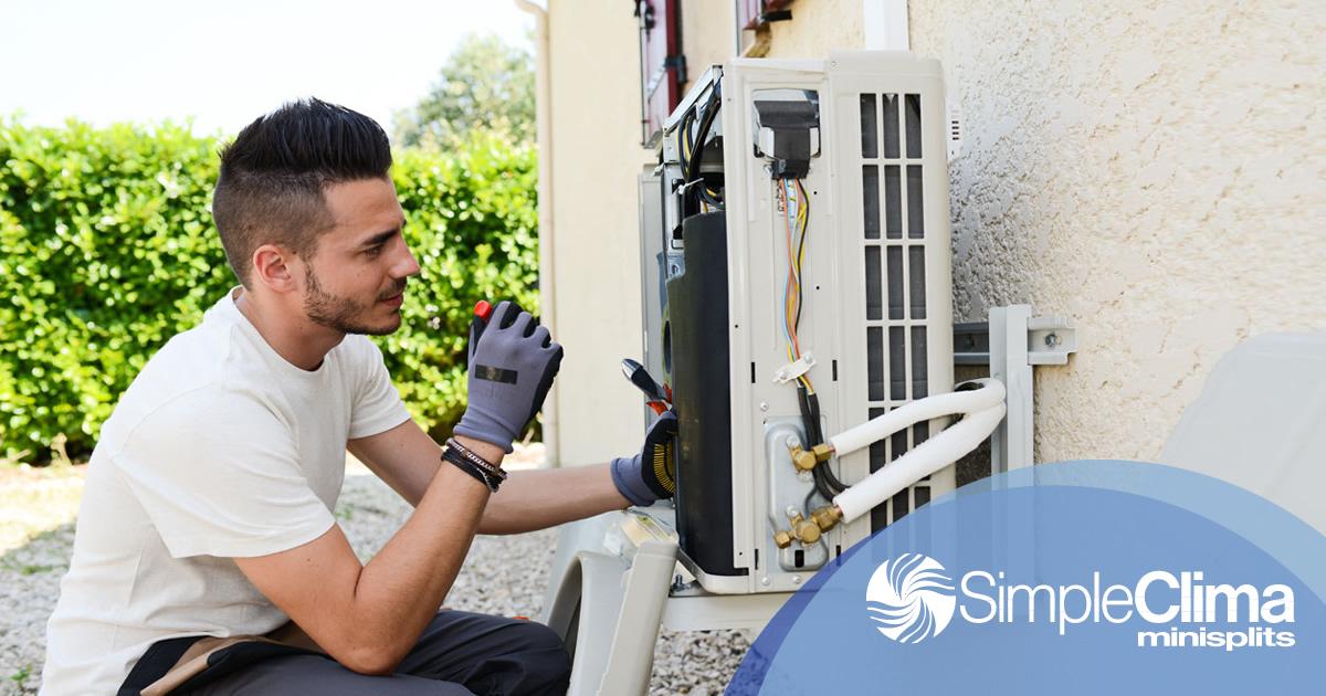 Recomendaciones antes de instalar un aire acondicionado minisplit