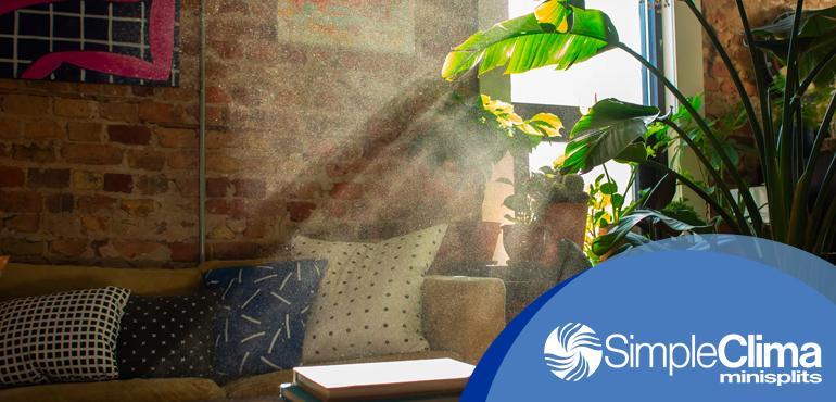 Ventilación y COVID-19: la importancia de la calidad del aire interior
